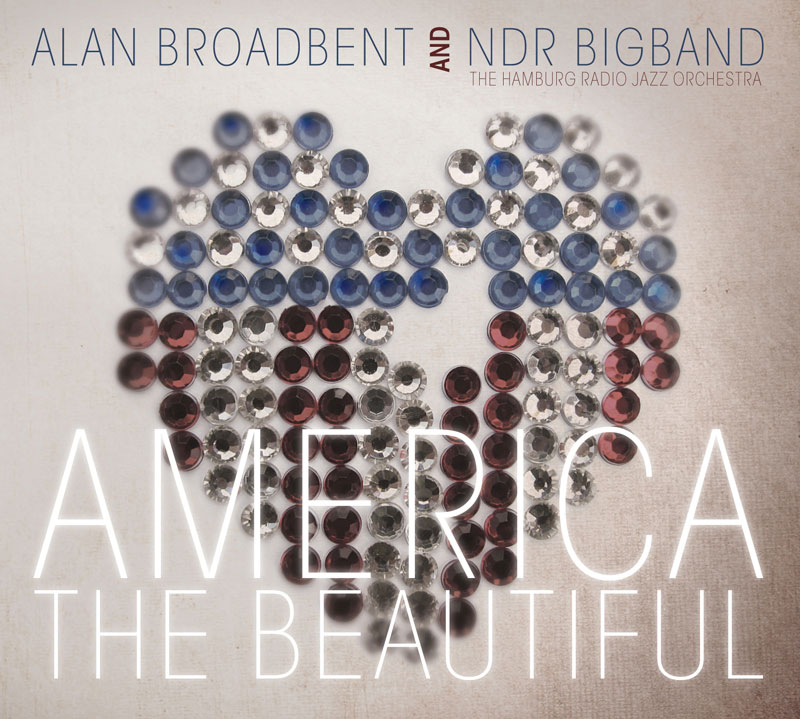 CD Cover: Alan Broadbent & NDR Bigband, design by Penina S. Finger